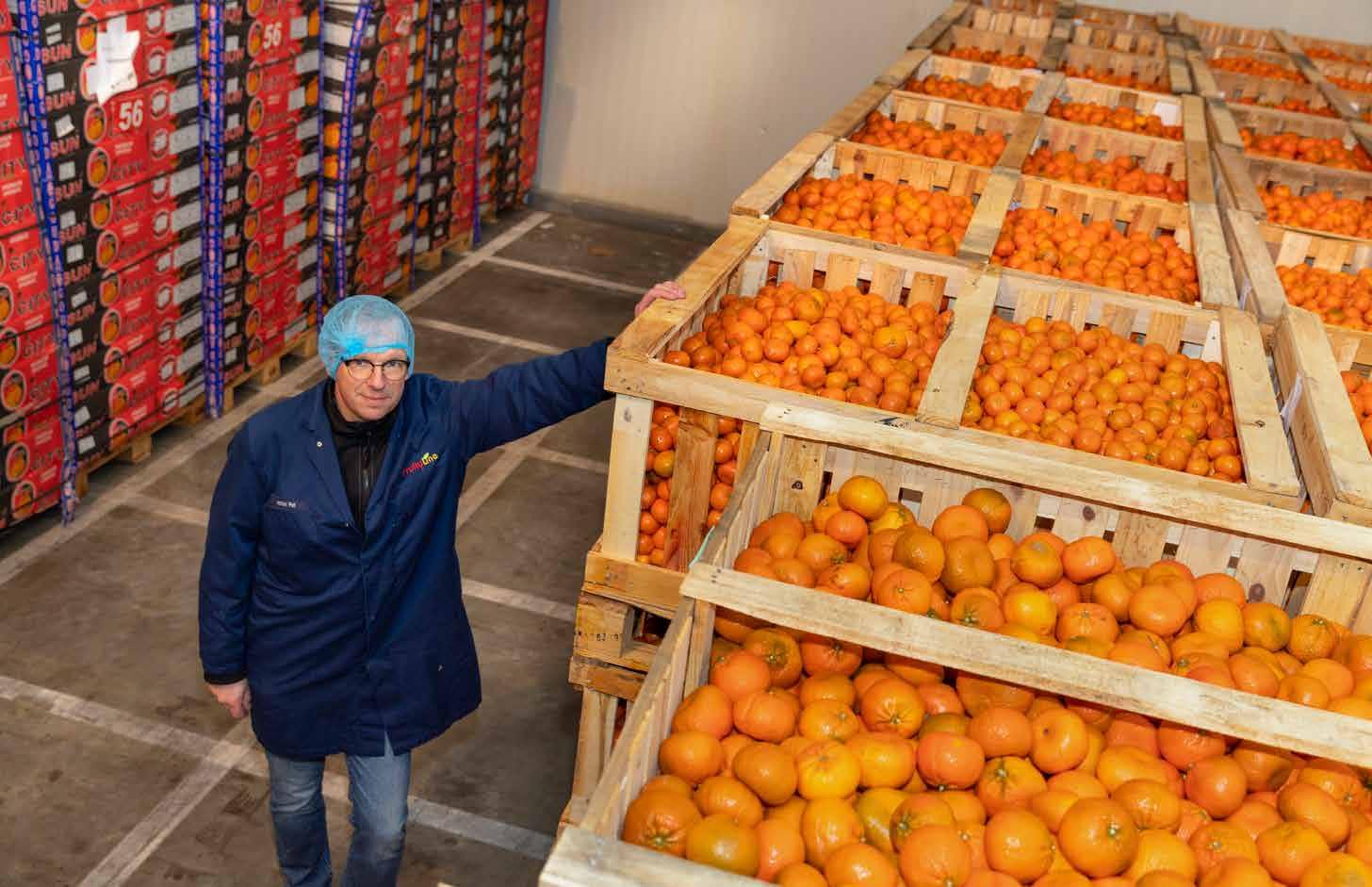 """Put: """"Bij Fruity Line is alles 100% herbruikbaar, met dank aan Van Vulpen"""""""
